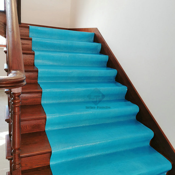 Blue Runner Floor Protection For Moving