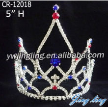 rhinestone crown for sale CR-12018