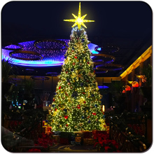 high quality artificial big christmas tree
