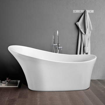 New Model Bathroom Soaking Small Freestanding Bathtub