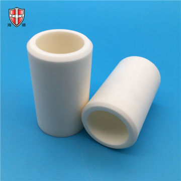 refractory 99% alumina ceramic protection bushes sleeves
