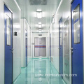 Clean room design of hospital
