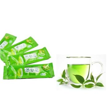 Black tea, green tea packaging bag wrapping film