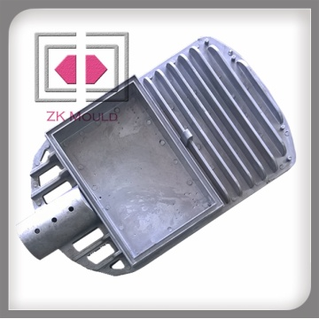 Low power street light aluminum die casting housing