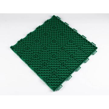 Enlio ITF approval outdoor plastic tennis court tiles