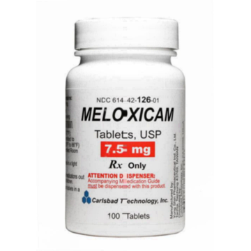 meloxicam and weight gain
