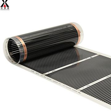 50W / M Electric Underfloor Heating Film Para sa Room