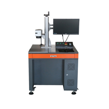 50W Raycus Fiber Laser Marking Machine Jewelry