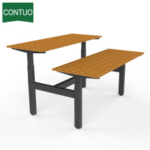 Electric Height Adjustable Controller Metal Tables In Height