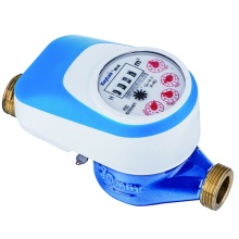 Direct Reading Electronic Valve Control Water Meter