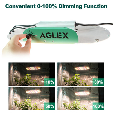 Full Spectrum White Grow Light LED For Planting