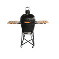 Kamado Grill Oven Accessories Ceramic Refractory Pizza Stone