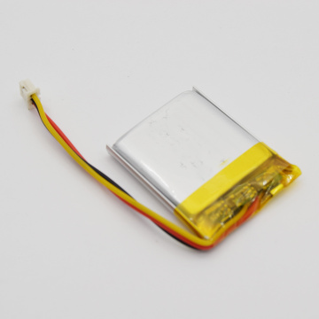 Rechargeable 622325 320mAh lipo battery