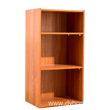 high quality adjustable mdf bookshelf bookcase modern wooden bookcases