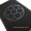 Easy cleaned PVC flooring embossed mat