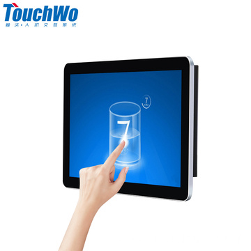 Ultra-thin 11.6 inch pcap touch display monitor