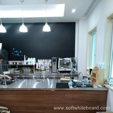 Diy Blackboard Adornment Wall Sticker For Kitchen Decoration