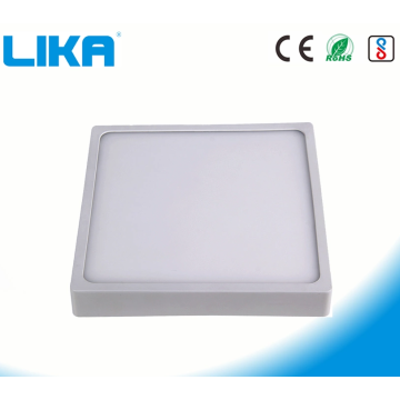 High efficiency LED panel light for living room