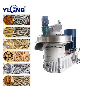 Biofuel Pellet Making Machine
