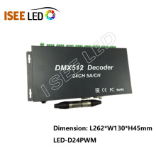 High Power 24 Channel DMX Interface Decoder
