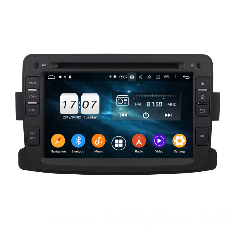 Renault Android Car DVD for Duster