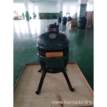 mini green egg kamado grill ceramic oven