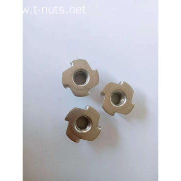 Stainless steel Full thread Inserted Tee Nuts