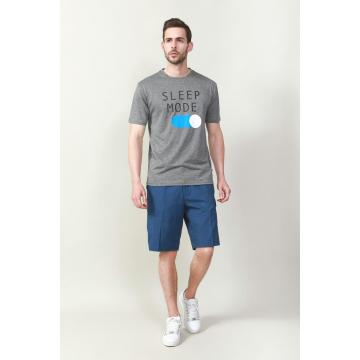 MEN'S CD YARN T-SHIRT