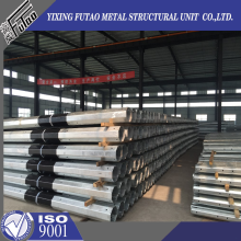 11M 35FT Galvanized Steel Tubular Pole