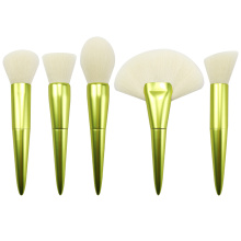 5PC Mini Travel Makeup Brush Set