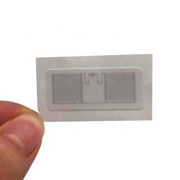 UHF RFID Paper Label Sticker RFID Inlay