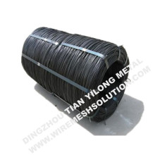 16 Gauge Black Annealed Soft Tie Wire