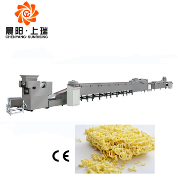 Fried instant noodles production machinery