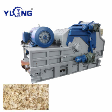 Biomass Energy Wood Chips Crusher