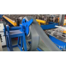 Galvanized door frame roll forming machine