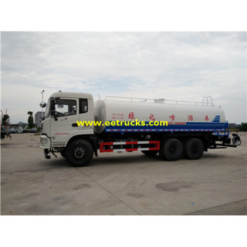 10 Wheel 15000L Sprinkler Water Tankers