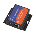 Q18041 USR-TCP232-302 Tiny Size Serial RS232 to Ethernet TCP IP Server Module Ethernet Converter Support DHCP/DNS, 200 Upgraded