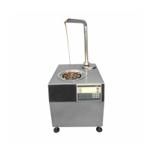 LST chocolate machinery small chocolate tempering machine hot chocolate dispenser machine