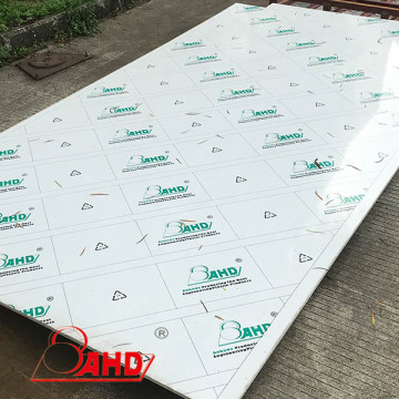 Factory high quality copolymer reinforced pp sheet
