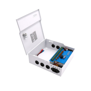12V ac dc  boxed cctv power supply