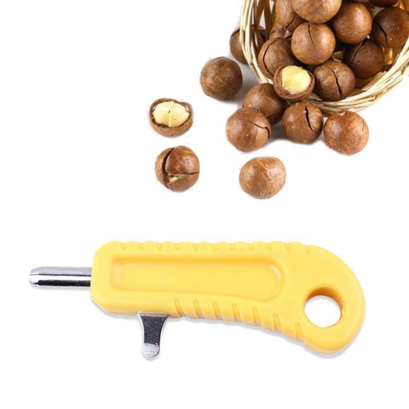 Macadamia Nut Opener Macadamia Fruit Opener Walnut Fruit Opener Fruit Can Opener Key Snack Bottle Opener