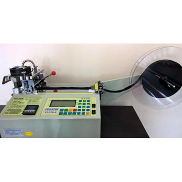 Automatic Plastic Zipper Cutting Machine