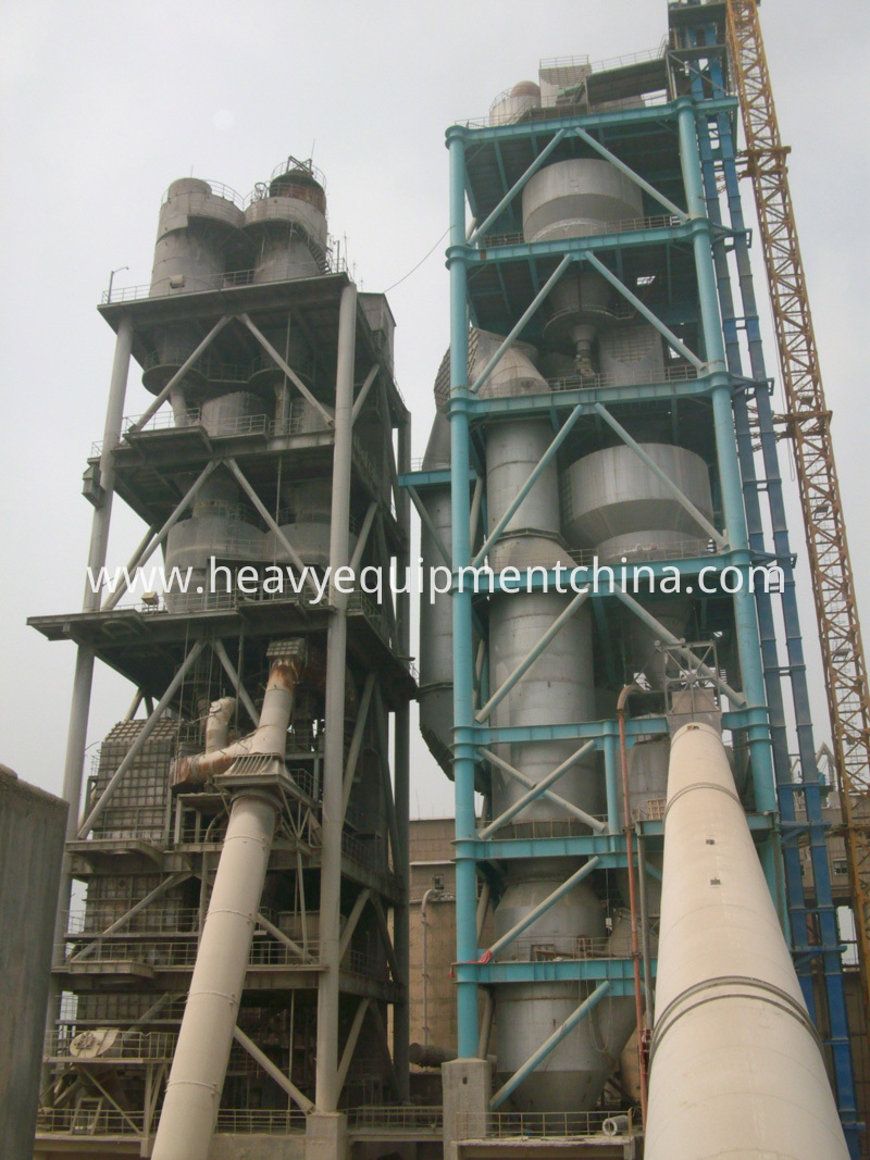 Cement Manufacturing Equipment