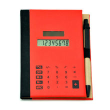Touch Screen Notebook Calculator with Pen