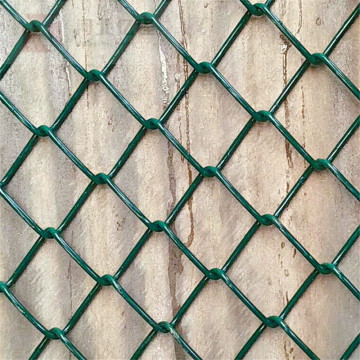PVC coated Chain link wire mesh