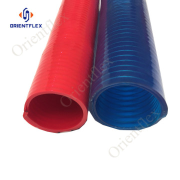 food grade steel wire screw strengthened hose