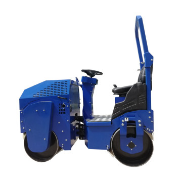 CE certified asphalt road paving machine 1000kg