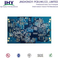 8-Layer FR4 Tg170 PCB Prototyping Fabrication and Assembly