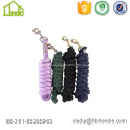 Customized Cotton and Polyester Horse Lead Rope