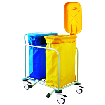Tianao Colorful ABS Convenient Dirt Trolley